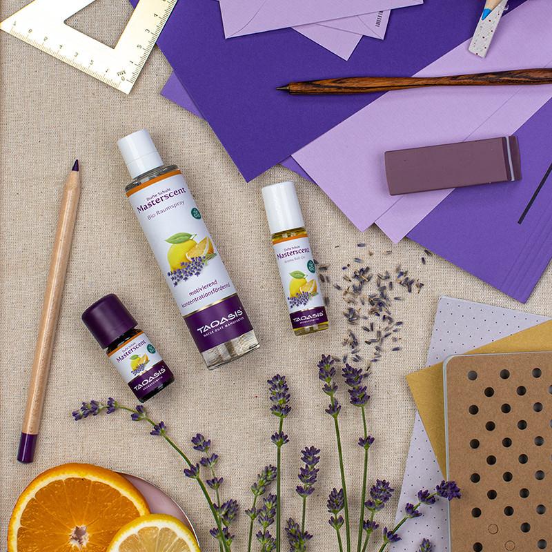 Aromaterápiával a jó tanulásért Taoasis Masterscent termékekkel